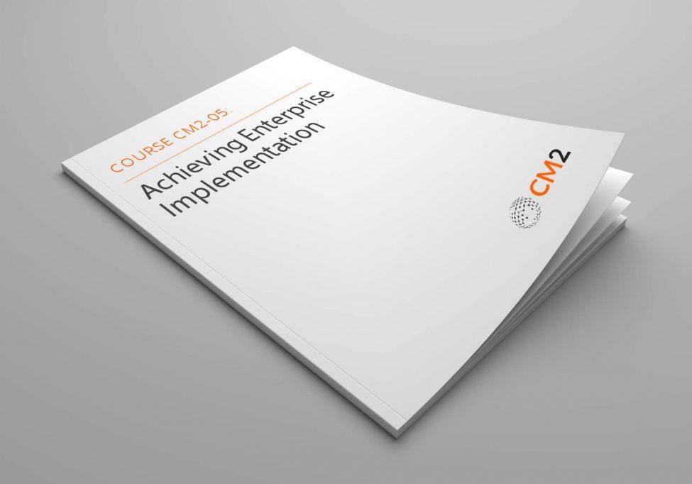Configuration Management Course CM2-06