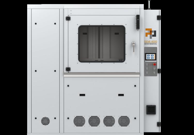 DEMI 4000™ Post Process machine