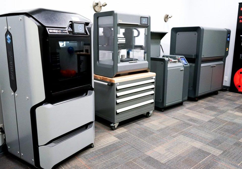 New printer lab