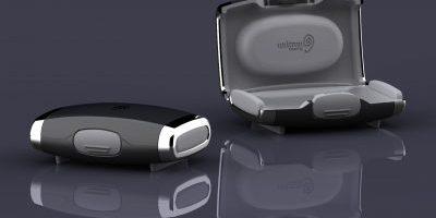 Unitron Hearing Aid Packaging