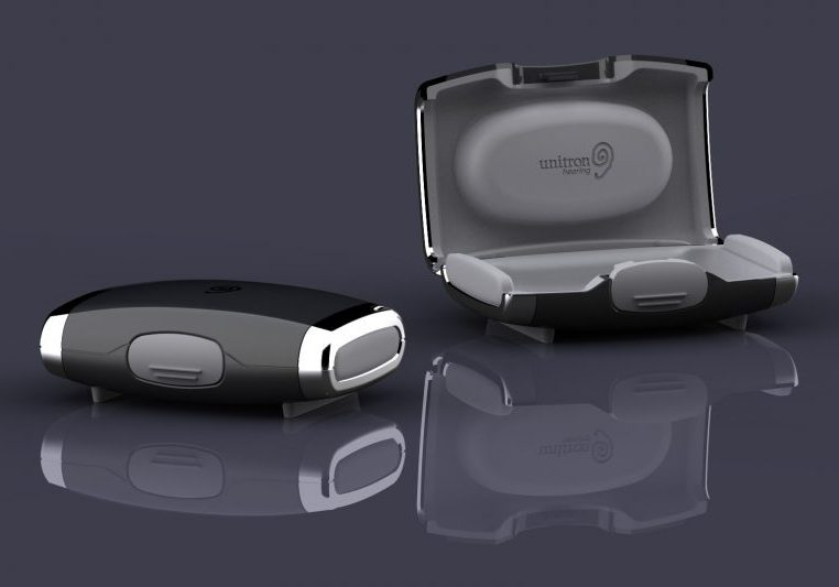 Unitron Hearing Aid Packaging