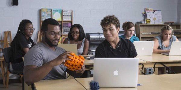 Academic 3D Print Lab