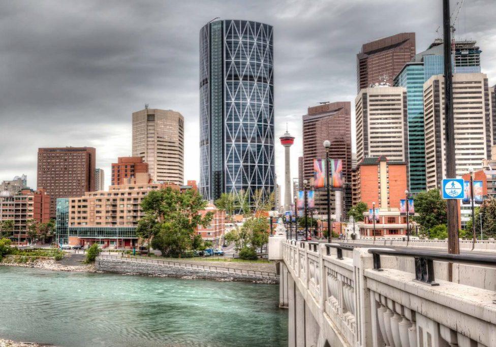 Calgary Alberta Location