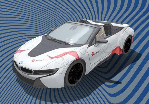 Car 3D scan
