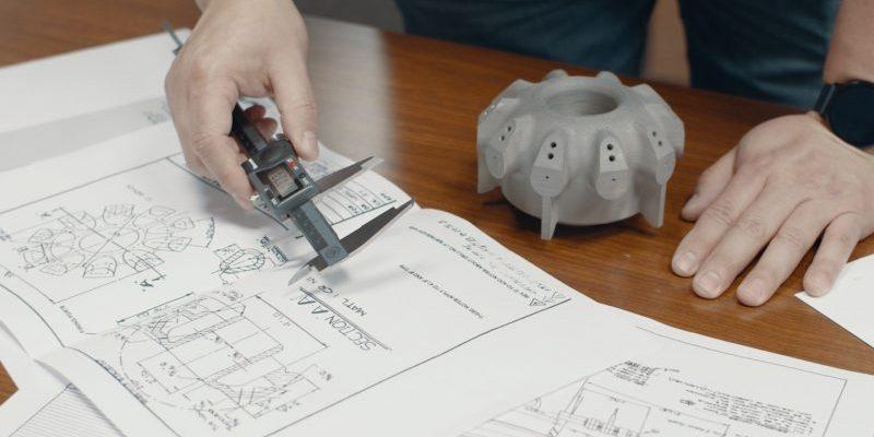 metal 3D printing vs. casting