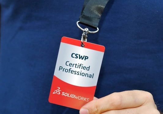 Certified SOLIDWORKS Professional