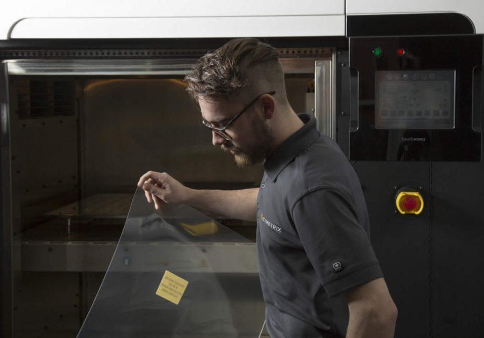 Cimetrix 3D printing