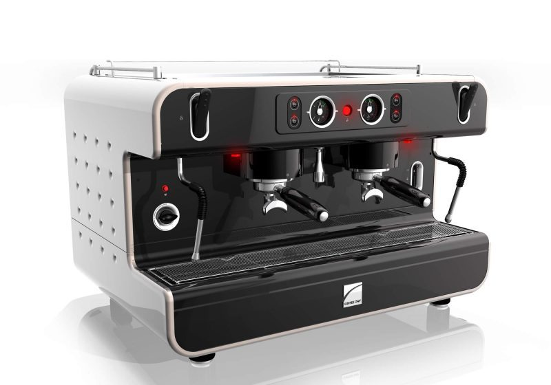 Coffee machine design