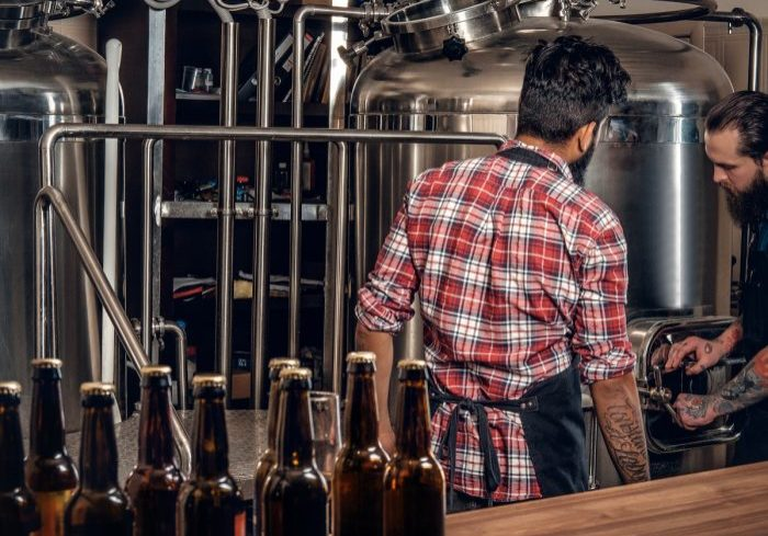 Commercial brewer
