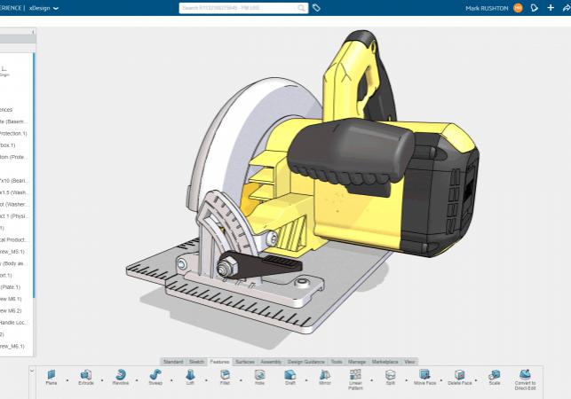 Component design 3D Creator