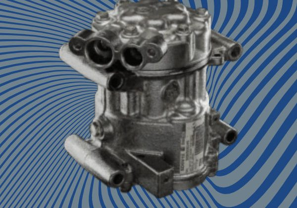 Compressor 3D scan