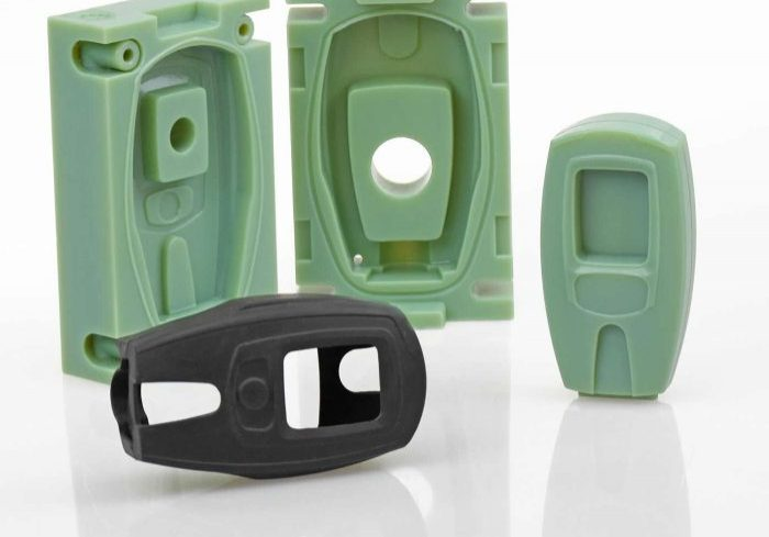 Digital Abs injection mold group
