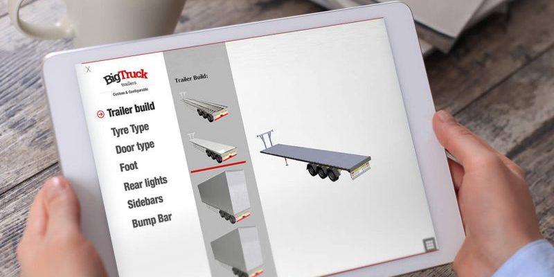DriveWorks Configurator Tablet