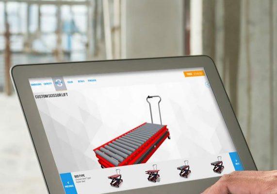 DriveWorks Pro Online Configurator
