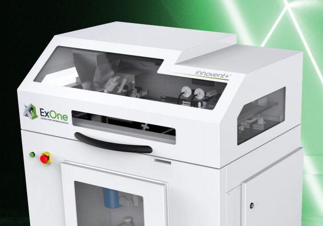 ExOne Innovent+ 3D Printer