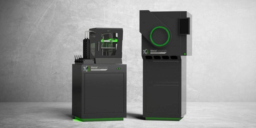 Imprimante 3D ExOne Metal Designlab