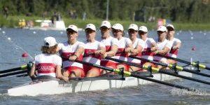 Hudson Women Boat Team