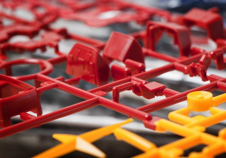 Injection molding 3D printed parts