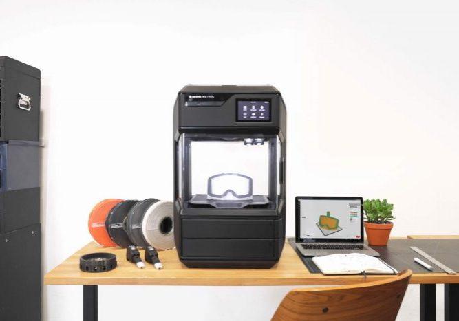 Imprimantes 3D MakerBot Method Dektop