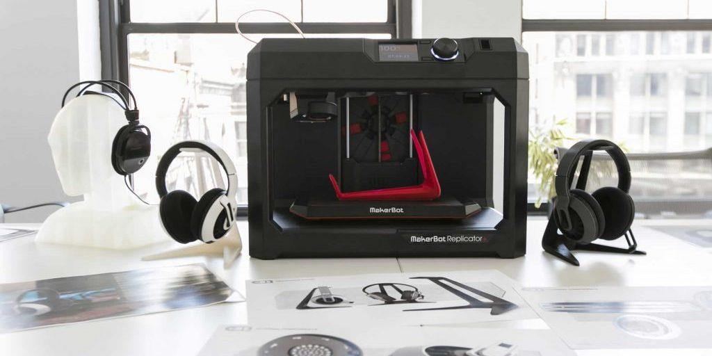 Imprimante 3D MakerBot Replicator