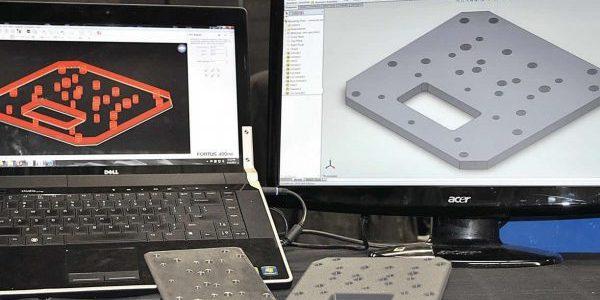 Manufacturing 3D printing
