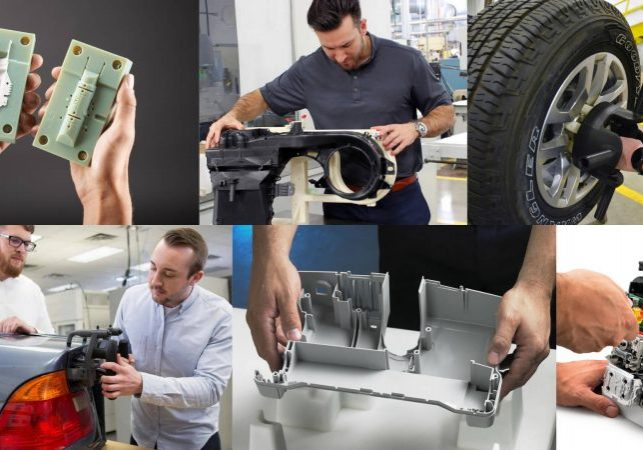 3D Printed Manufacturing Aids & Tooling