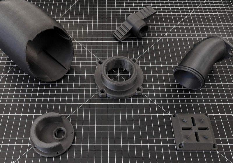 Imprimante 3D d'ingénierie Éditions en fibre de carbone