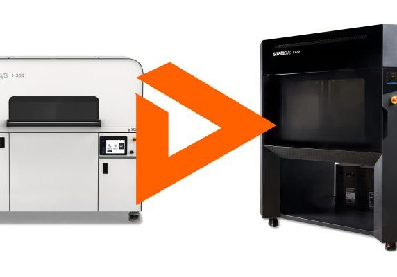 New 3D printers