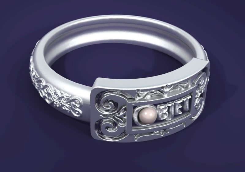 Objet eden ring model