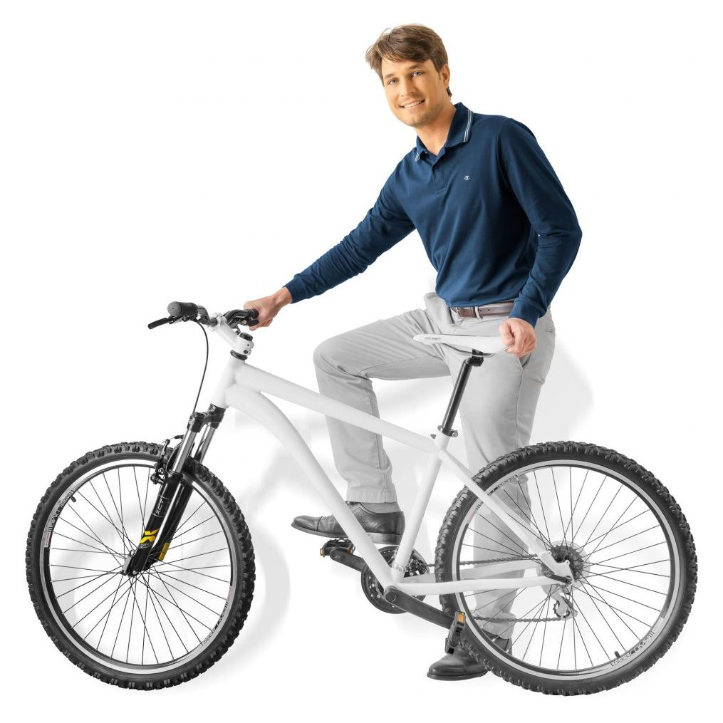 Objet1000 bicycle frame