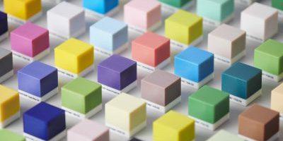 Pantone Colour 3D printing