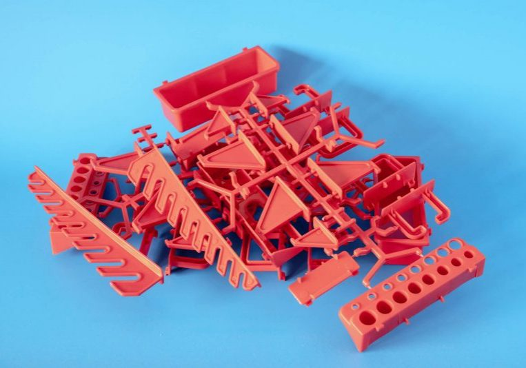 Plastic part designs