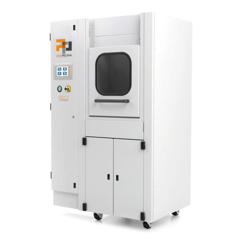 PostProcess DECI Support Removal Machine