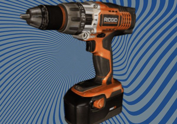 Power Drill 3D scan