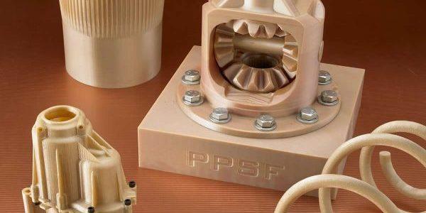 PPSF PPSU Pièces résistantes aux produits chimiques imprimées en 3D