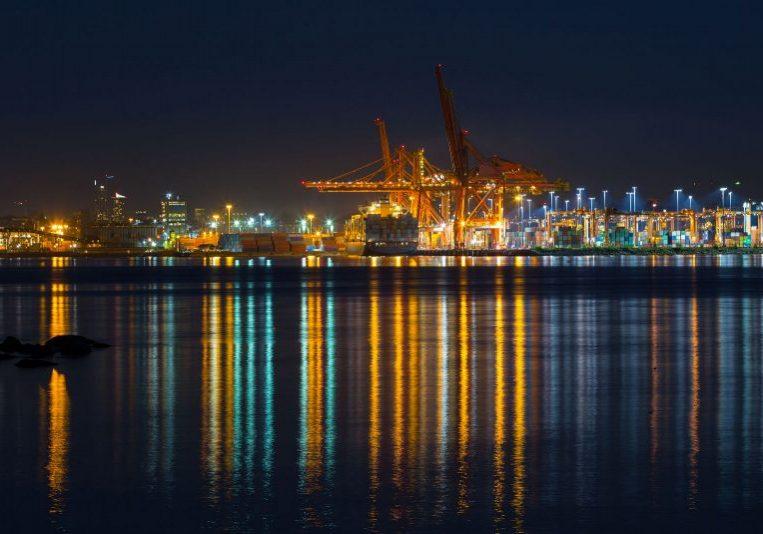 Seaspan Vancouver Shipyard
