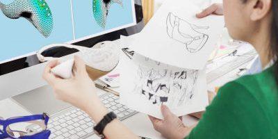 Shoe Designer with ExactFlat