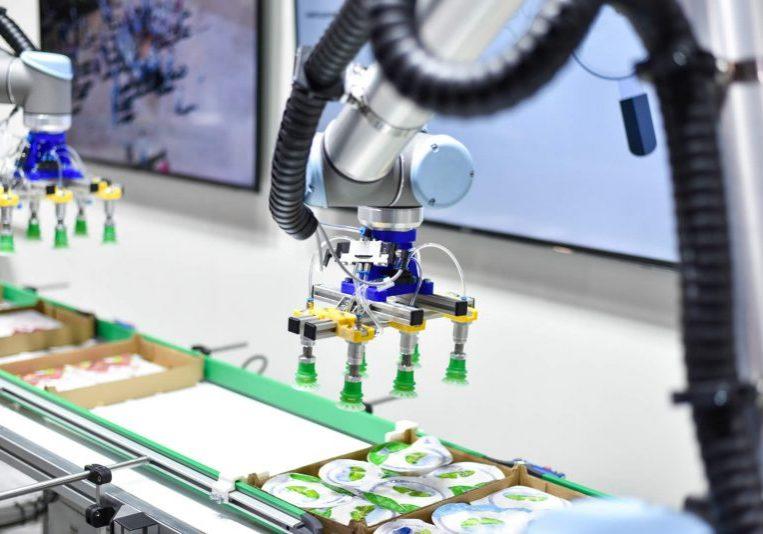 Soft robotics gripper