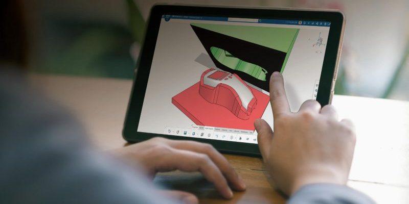 Créateur de moules 3D SOLIDWORKS