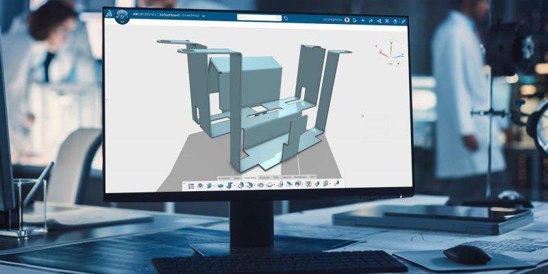 SOLIDWORKS 3D Sheetmetal Creator