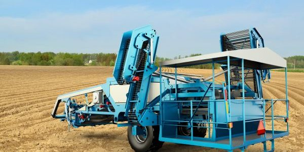 SOLIDWORKS Agriculture Machine