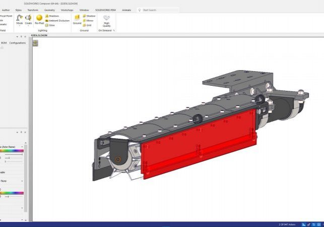 SOLIDWORKS Composer 2021
