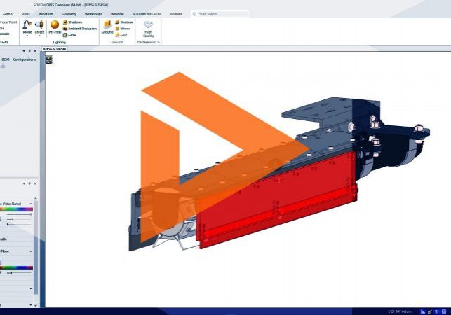 SOLIDWORKS Machinery Design