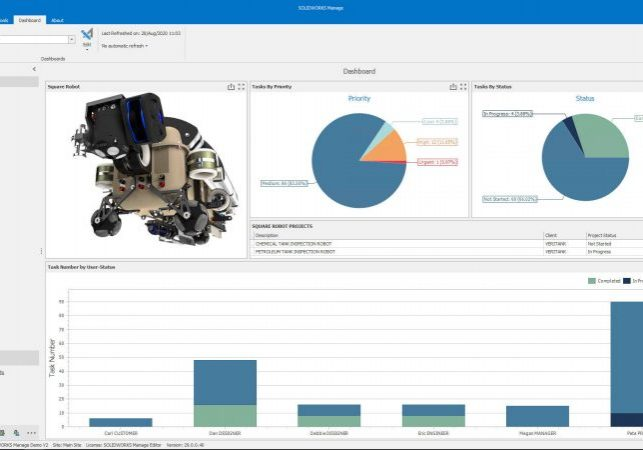 SOLIDWORKS Manage 2021