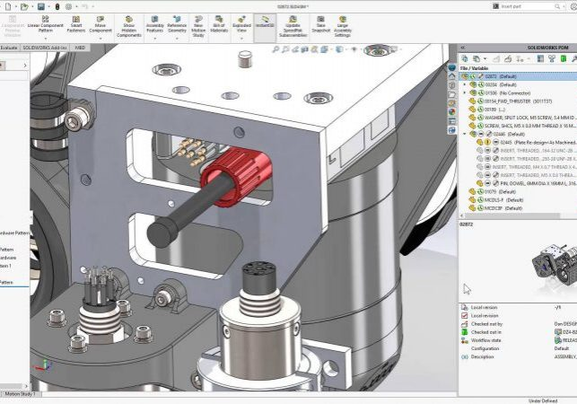SOLIDWORKS PDM 2021