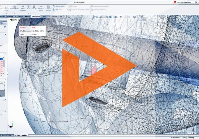 SOLIDWORKS 2021 Simulation Enhancements