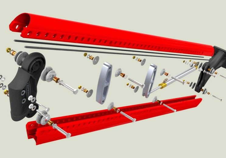 SOLIDWORKS Toolbox Exploded View