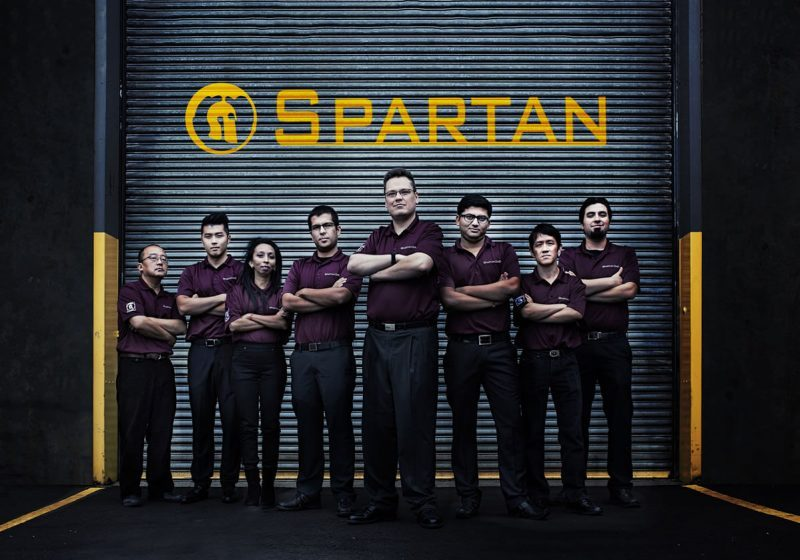 Meet the team at Spartan CAD