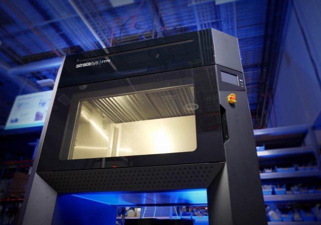 Stratasys New 3D Printers