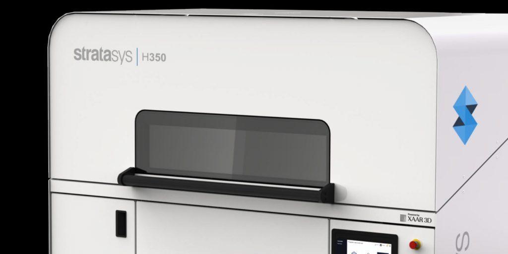Imprimante 3D Stratasys H350 Powder Bed Fusion